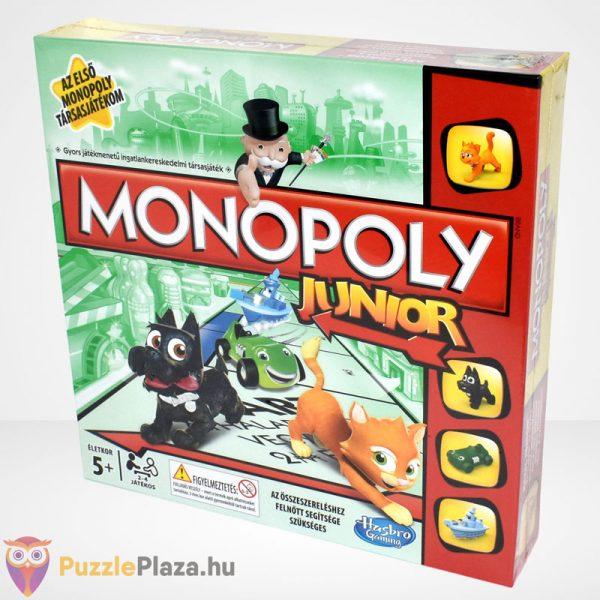 Monopoly Junior társasjáték - Az első Monopoly társasjátékom