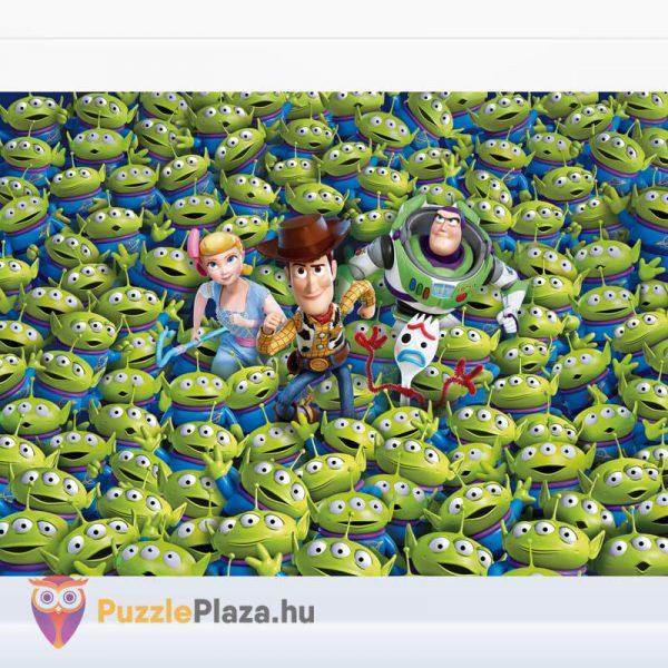 1000 darabos Toy Story 4 Lehetetlen Puzzle. Clementoni 39499 kirakott kép