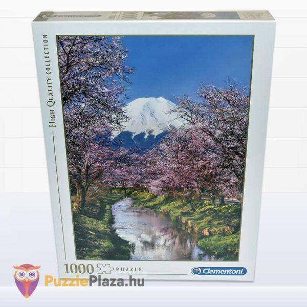 Fuji hegy puzzle - Clementoni 39418 előről