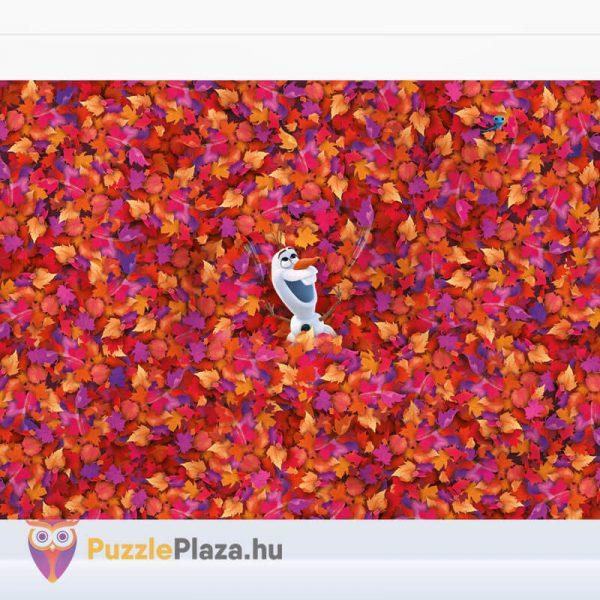 Disney Jégvarázs 2 - A Lehetetlen Puzzle, 1000 darabos - Clementoni 39526 kirakott képe
