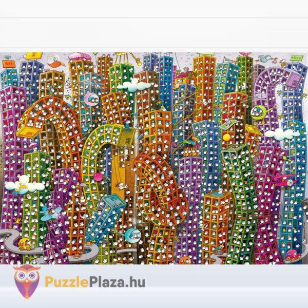 2000 darabos Mordillo - A Dzsungel - Clementoni 32565 kirakott kép
