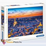Párizs látképe: 1500 db