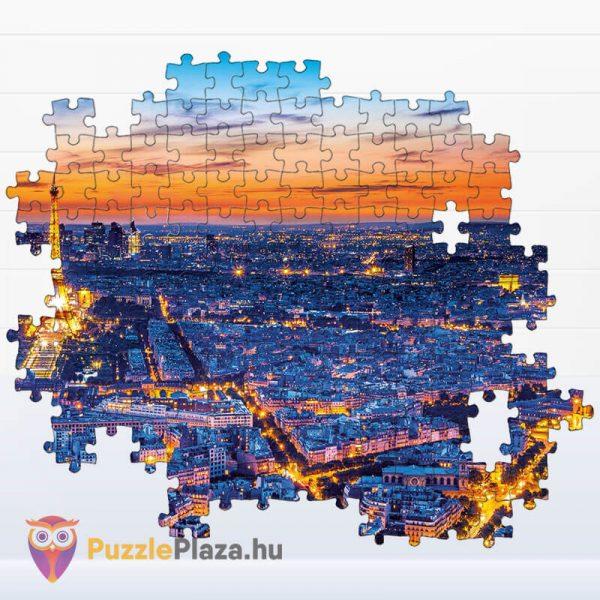 1500 darabos Clementoni 31815 - Párizs látképe naplementekor kirakó darabkái