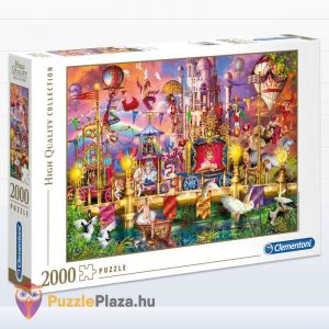 2000 darabos A Cirkusz Puzzle - High Quality Collection 32562