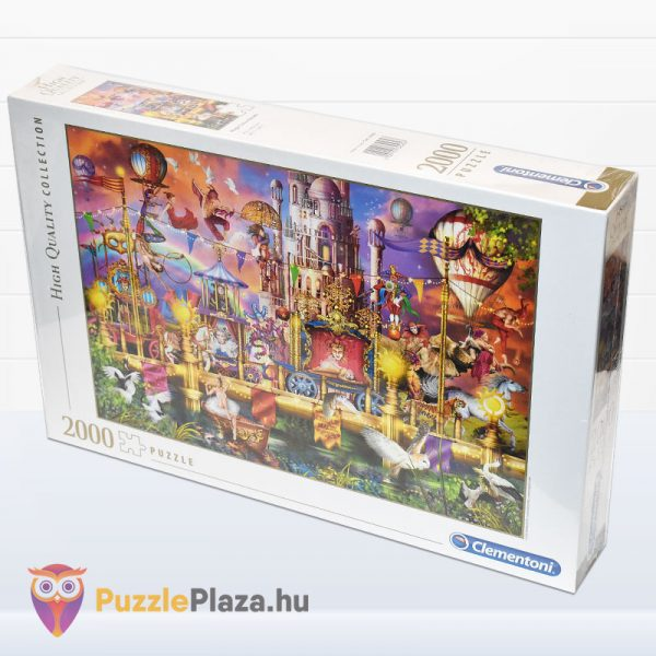 2000 darabos A Cirkusz Puzzle - High Quality Collection 32562 balról