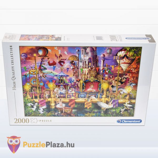 2000 darabos A Cirkusz Puzzle - High Quality Collection 32562 előről