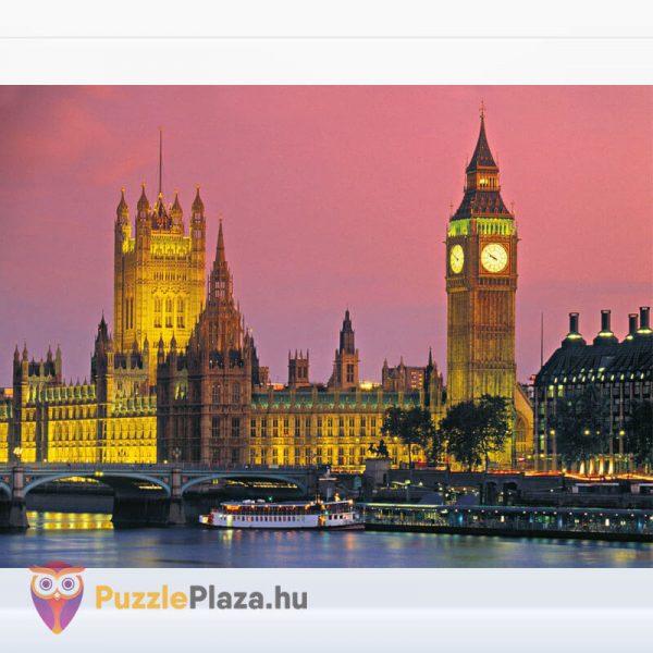 500 darabos Big Ben, London Puzzle, Clementoni - High Quality Collection 30378 kirakott kép
