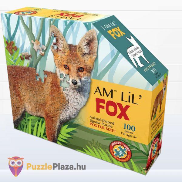 100 darabos rokás forma puzzle junior. Wow Toys 4001 - doboz