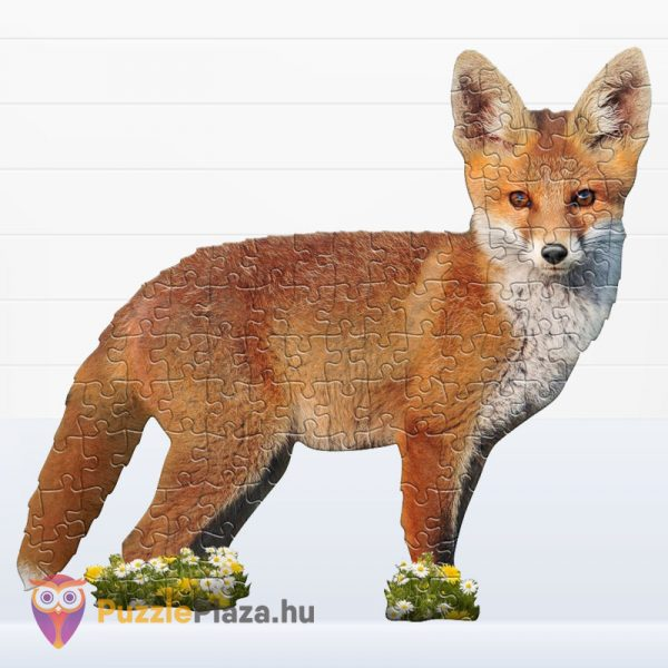 100 darabos rokás forma puzzle junior. Wow Toys 4001 - kirakott kép