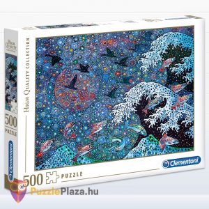 500 darabos Tánc a Csillagokkal puzzle. Clementoni - High Quality Collection 35074