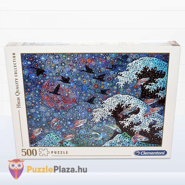 500 darabos Tánc a Csillagokkal puzzle. Clementoni - High Quality Collection 35074 előről