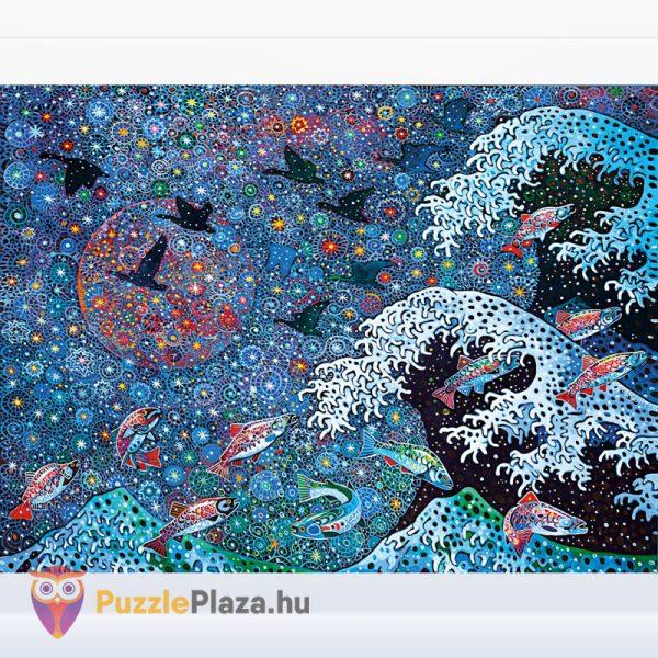 500 darabos Tánc a Csillagokkal puzzle. Clementoni - High Quality Collection 35074 kirakott kép