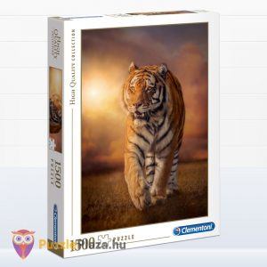 1500 darabos tigris puzzle, Clementoni - High Quality Collection 31806