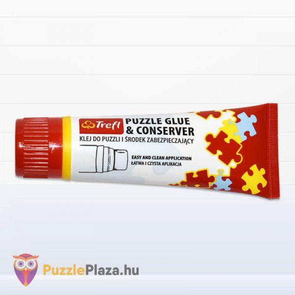 70 ml tubusos Treffl Puzzle Ragasztó fektetve