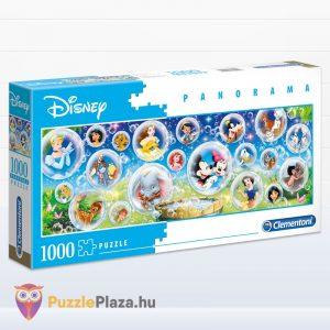 1000 darabos Walt Disney Panoráma Puzzle - Clementoni 39515