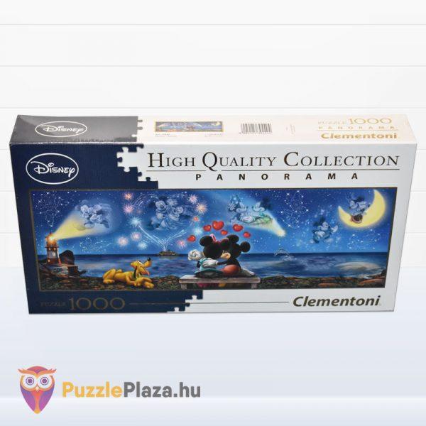 1000 darabos disney mickey, minnie és plútó - Clementoni High Quality Collection 39449 előről
