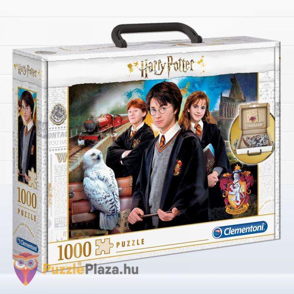 1000 darabos Harry Potter puzzle doboza - Clementoni 61882