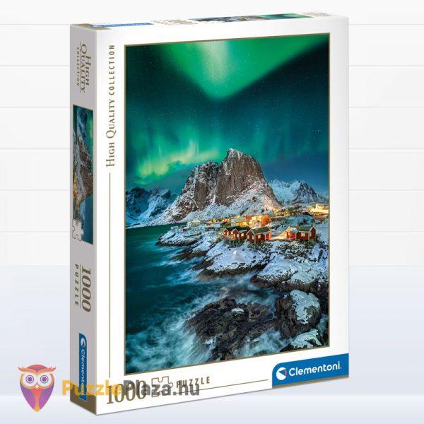 1000 darabos Lofoten szigetek puzzle - Clementoni High Quality Collection 39601