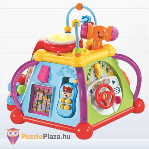 Mappy Toys Tevékenységi Központ (interaktív babajáték)