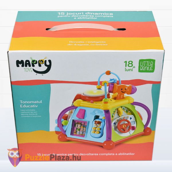 Mappy Toys Tevékenységi Központ doboz