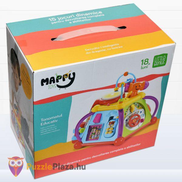 Mappy Toys Tevékenységi Központ doboza előről