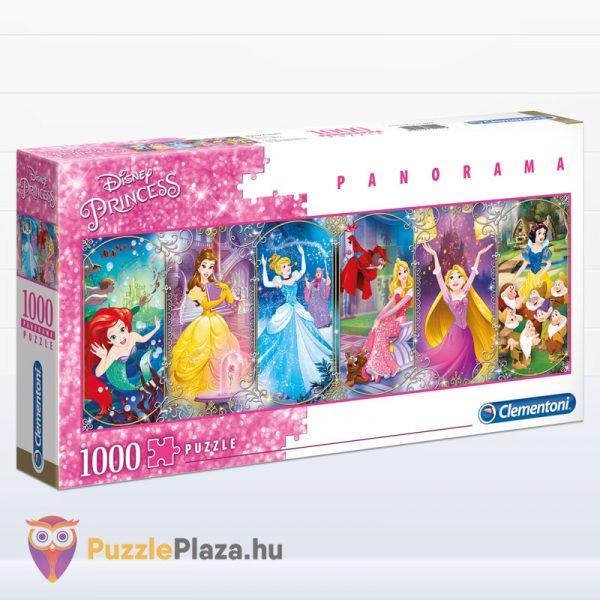 1000 darabos Disney Princess (hercegnők) - Clementoni 39444