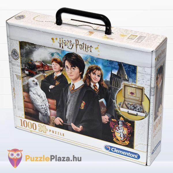1000 darabos Harry Potter puzzle balról - Clementoni 61882