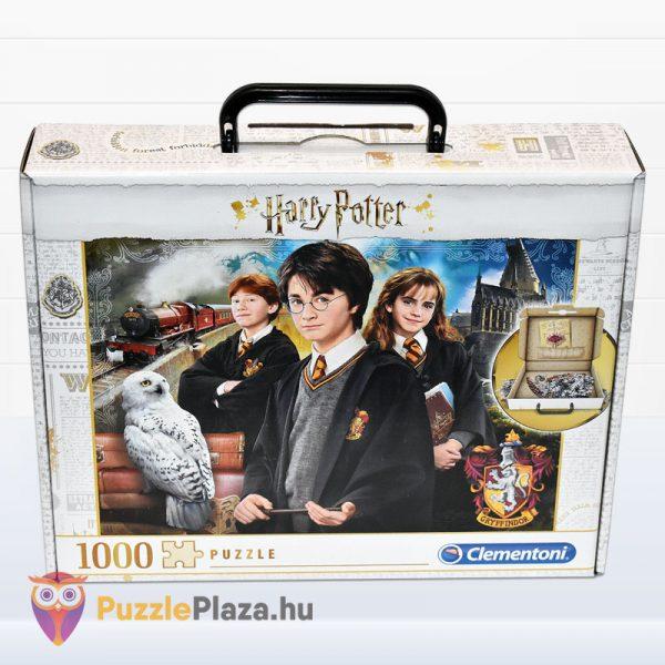 1000 darabos Harry Potter puzzle előről - Clementoni 61882