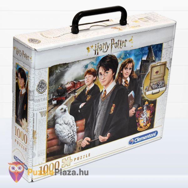 1000 darabos Harry Potter puzzle jobbról - Clementoni 61882