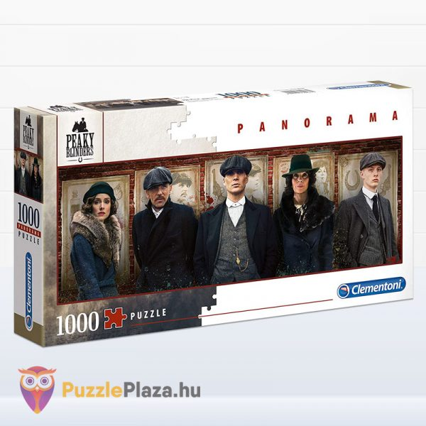 1000 darabos Peaky Blinder panoráma puzzle - Clementoni 39567