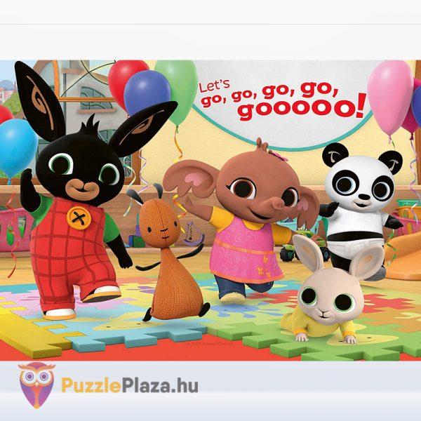 5 darabos Bing Nyuszi és Barátai Első Kirakóm Puzzle - Ravensburger 068340