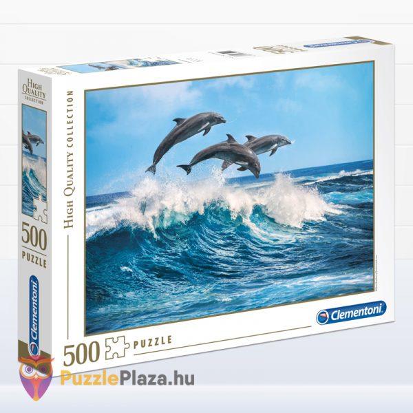 Clementoni 35055 - delfin puzzle