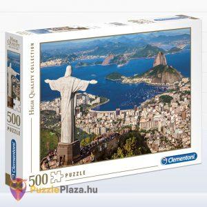 Clementoni (35032) 500 darabos Rio De Janeiro puzzle