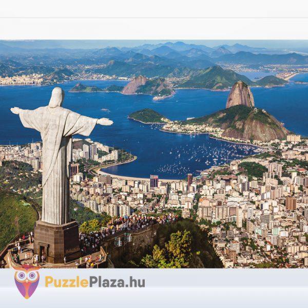 Clementoni (35032) 500 darabos Rio De Janeiro puzzle kirakott képe