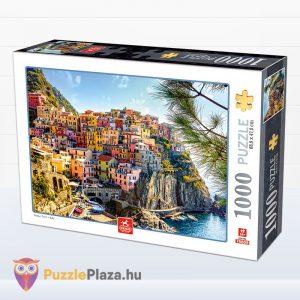 1000 darabos Cinque Terre, Olaszország puzzle - Deico 76809