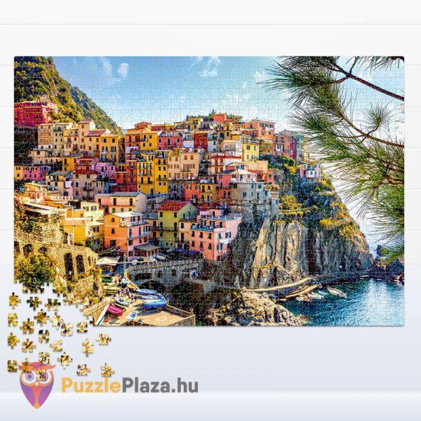 1000 darabos Cinque Terre, Olaszország puzzle kirakott képe - Deico 76809