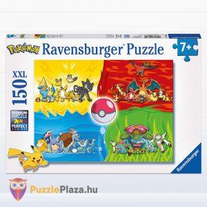 150 darabos Pokemon XXL puzzle (kirakó) - Ravensburger 10035