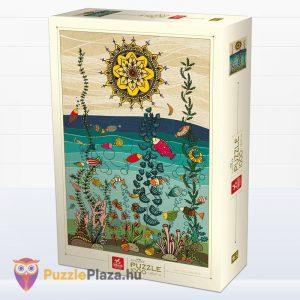 1000 darabos Deico (75451) Természet - Halak puzzle