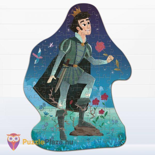 100 darabos Fantasy puzzle - Herceg kirakott kép - Ludattica 71326