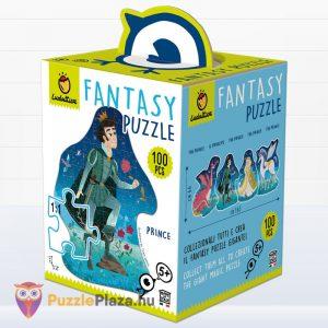 100 darabos Fantasy puzzle - Herceg - Ludattica 71326