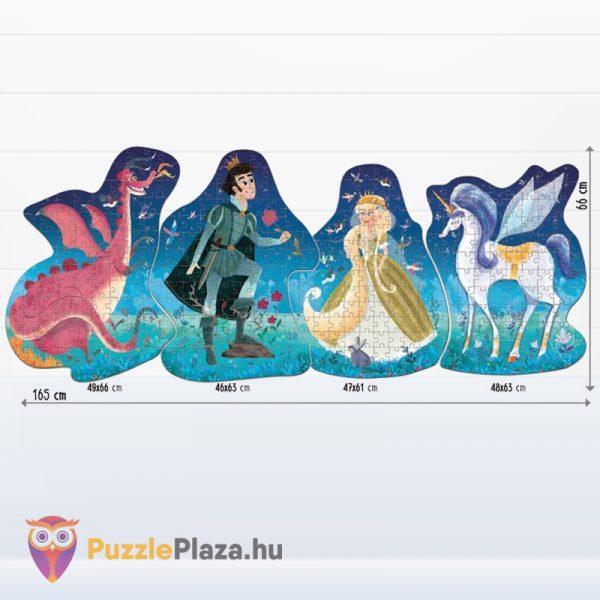 Fantasy Puzzle teljes kollekció kirakott képei - Ludattica 71326