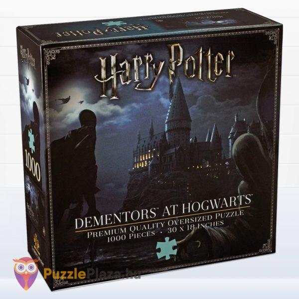 1000 darabos Harry Potter puzzle - Dementorok Roxfortban (Hogwartz) doboza előről