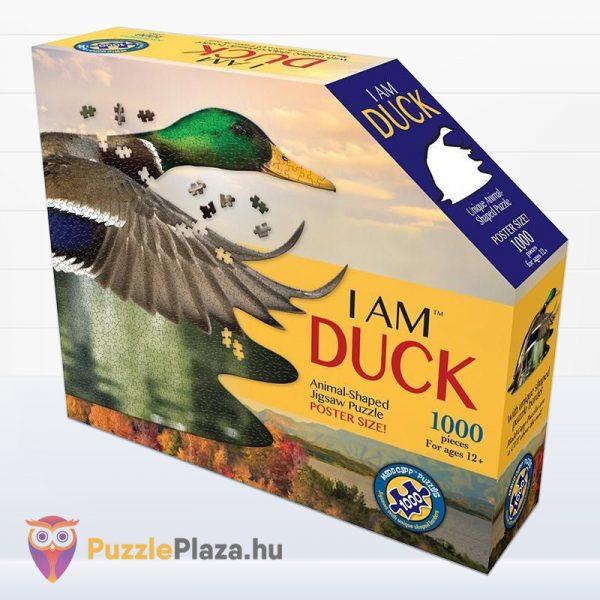 1000 darabos vadkacsa forma puzzle doboza. Wow Toys