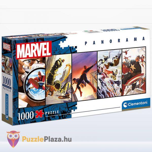 Marvel szuperhősök panoráma puzzle - Clementoni 39611