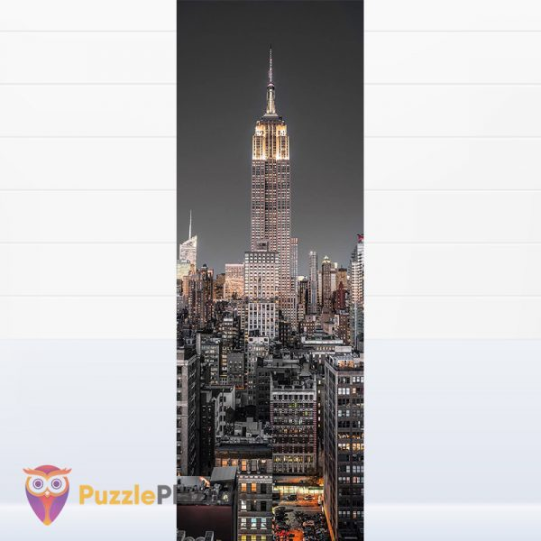 500 darabos Empire State Building puzzle - Trittico Collection, Clementoni 39305
